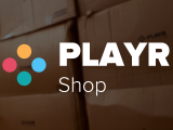 Making a purchase in the Playr Shop